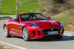 Jaguar F-Type S V6 3.0 381 CV S V6 Descapotable Italian Racing Red Exterior Lateral-Frontal 2 puertas