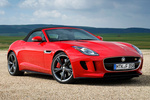 Jaguar F-Type S V8 5.0 495 CV S V8 Descapotable Salsa Red Exterior Lateral-Frontal 2 puertas