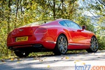 Bentley Continental GT Speed 625 CV Speed 625 CV Coup&eacute; St James Red Exterior Posterior 2 puertas