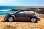Volkswagen Beetle Gama Beetle 70s Edition Descapotable Negro Monochrome Exterior Lateral 2 puertas