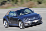 Volkswagen Beetle 2.0 TDI 140 CV 70s Edition Descapotable Exterior Frontal-Lateral-Cenital 2 puertas