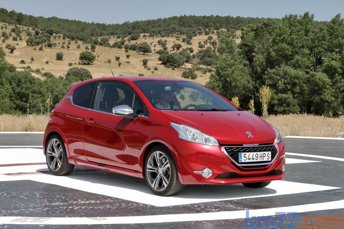 1998 Honda Accord Reviews >> Peugeot 208 2014 Gti Picture | 2017 - 2018 Best Cars Reviews