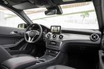 Mercedes-Benz Clase GLA Gama GLA Gama GLA Todo terreno Interior Salpicadero 5 puertas