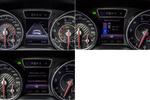 Mercedes-Benz Clase GLA GLA 220 CDI 4MATIC 7G-DCT Gama GLA Todo terreno Interior Cuadro de instrumentos 5 puertas