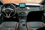 Mercedes-Benz Clase GLA GLA 45 AMG GLA 45 AMG Todo terreno Interior Salpicadero 5 puertas