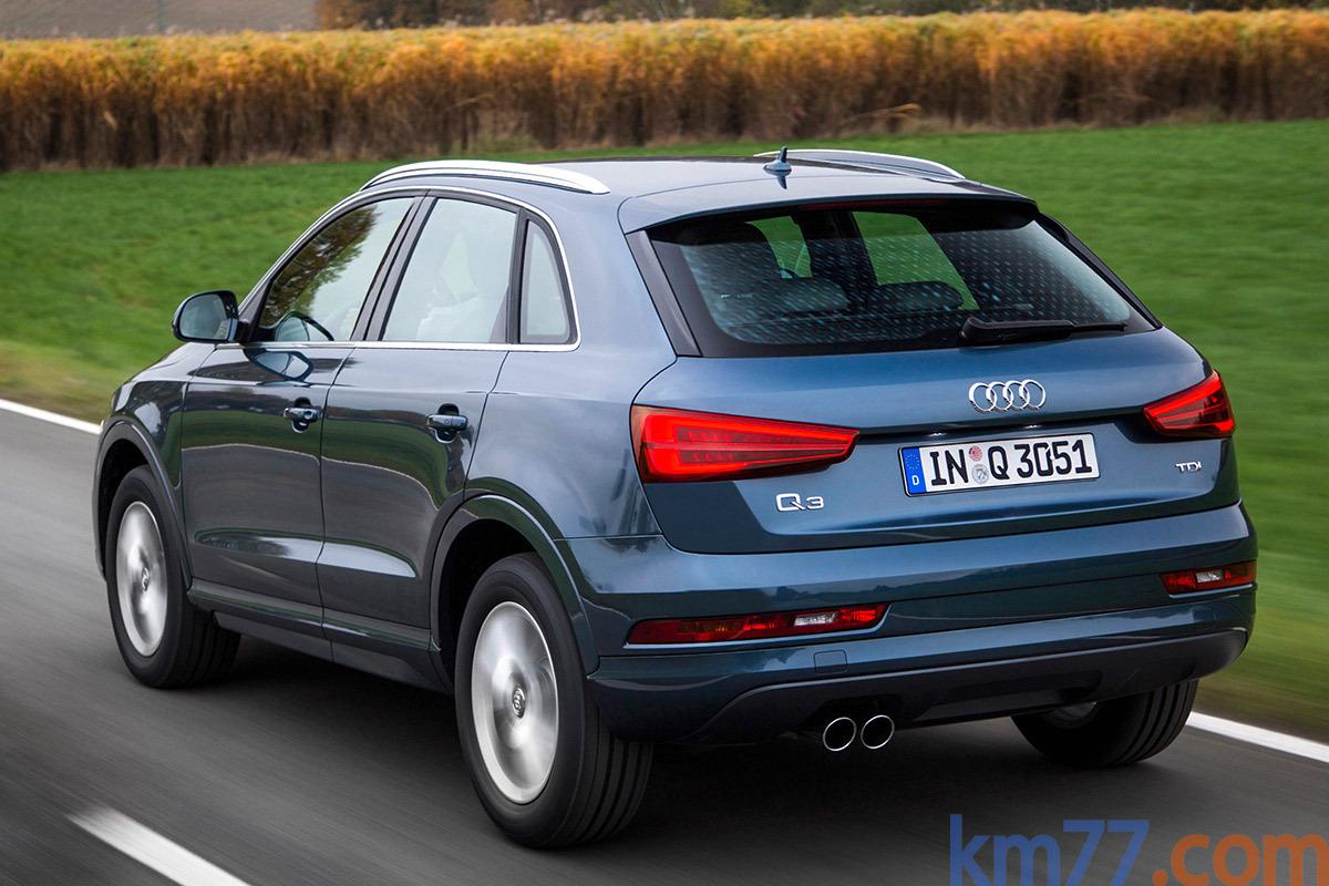 Audi Q3 Pictures Images Photos Carvet Info