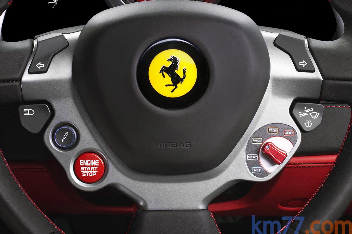 Ferrari 488 gtb interior 2017 - 2017 ferrari california interior ...