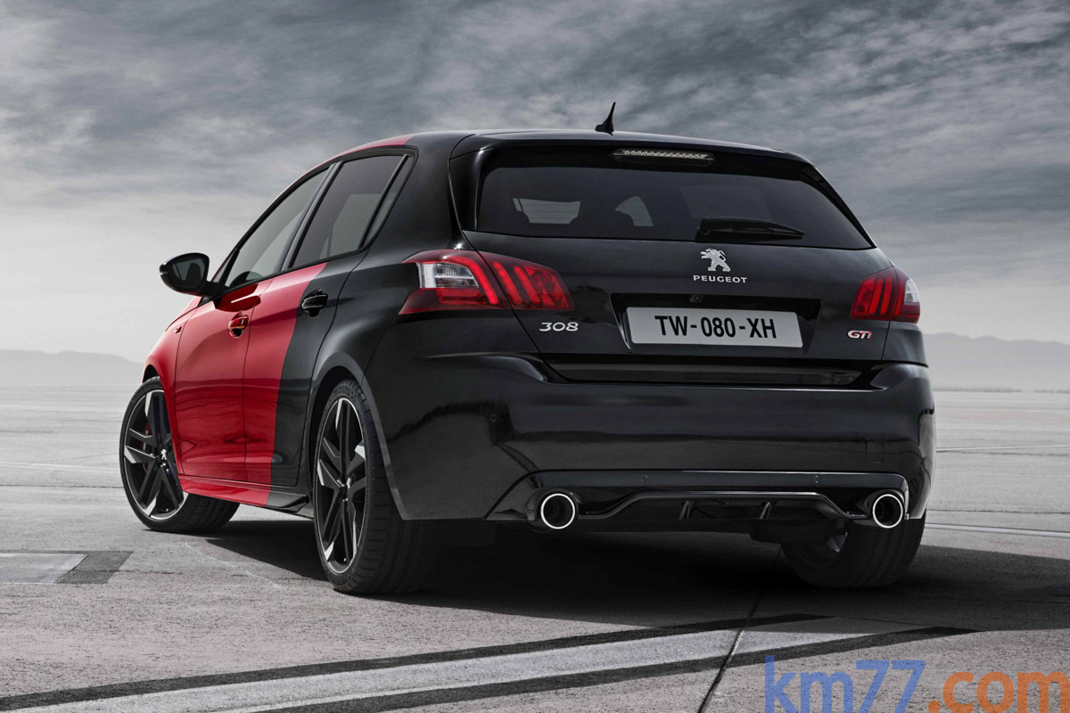 el peugeot 308 gti 270 cv desde 37 000 en francia. Black Bedroom Furniture Sets. Home Design Ideas