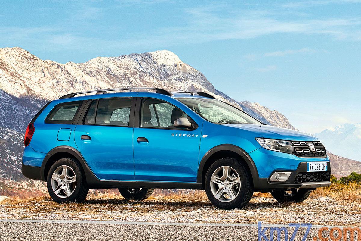 Dacia/Renault Logan y Sandero facelift (2017) 43