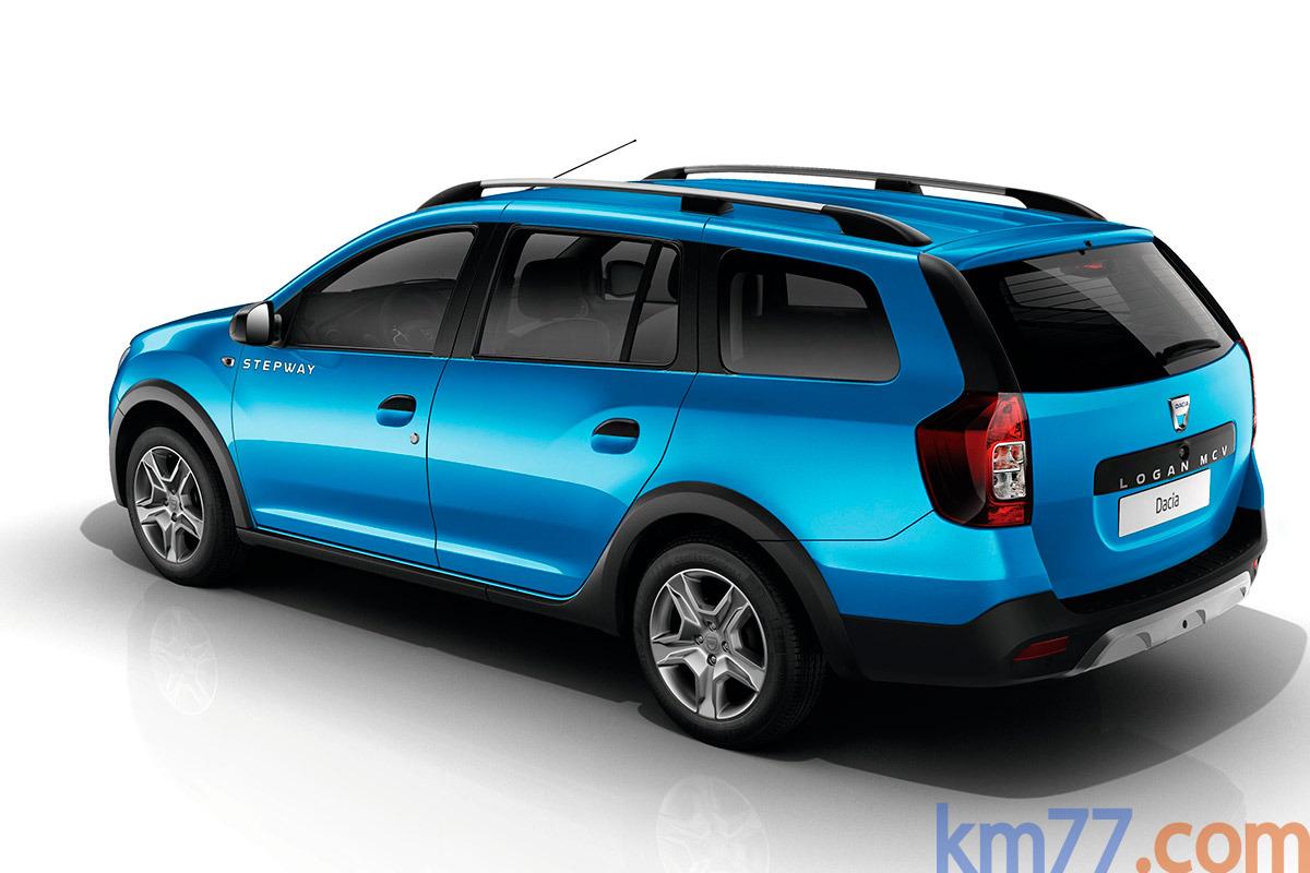 Dacia/Renault Logan y Sandero facelift (2017) 45