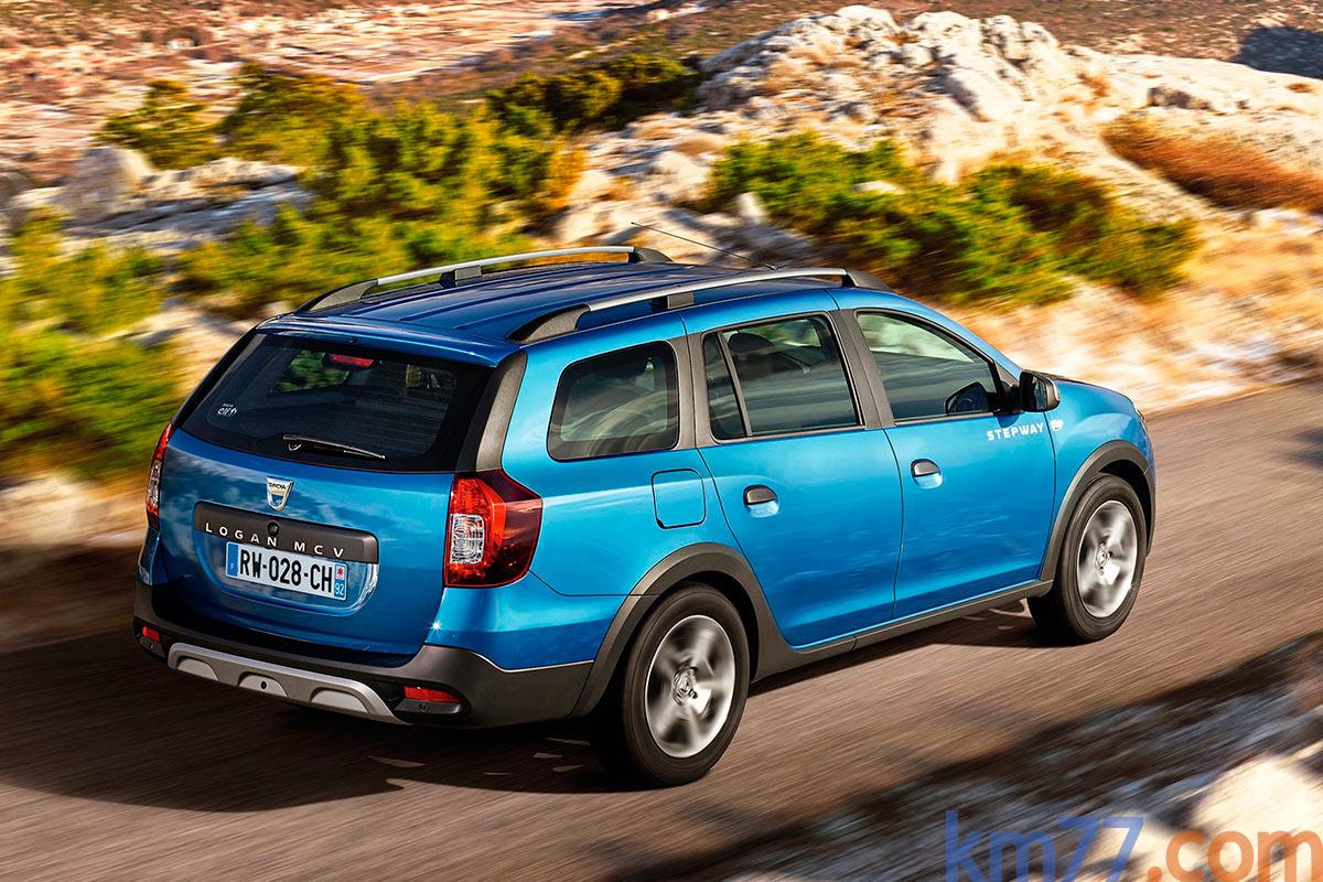 Dacia/Renault Logan y Sandero facelift (2017) 46