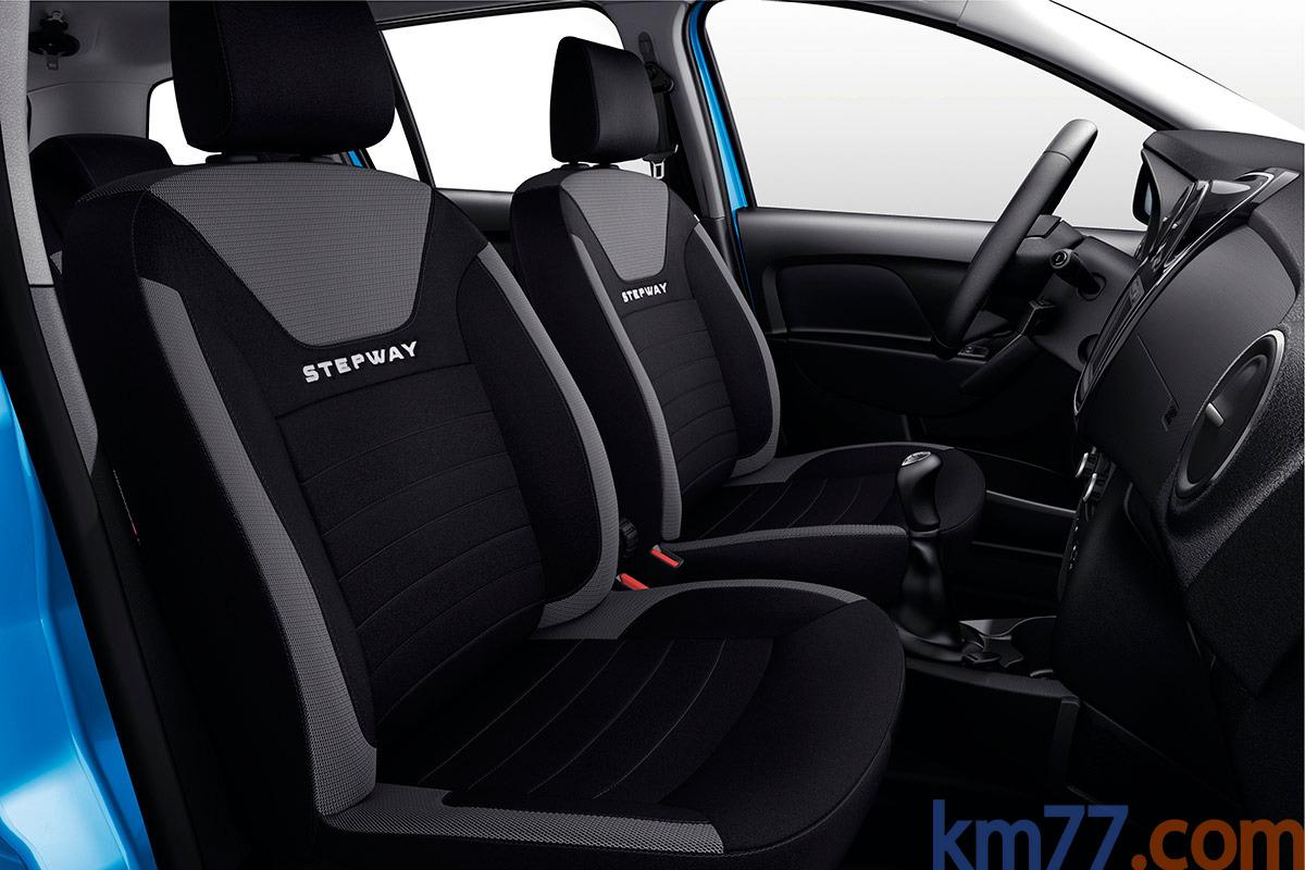 Dacia/Renault Logan y Sandero facelift (2017) 48