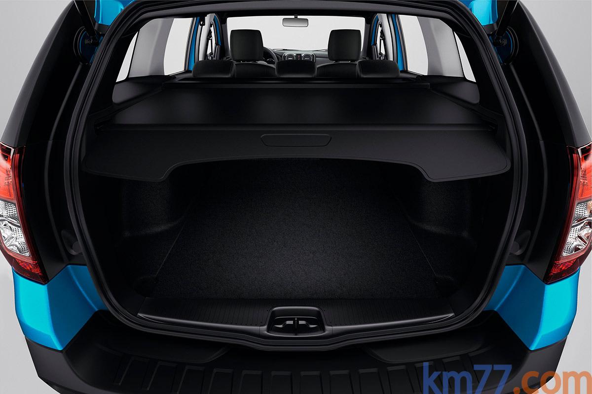 Dacia/Renault Logan y Sandero facelift (2017) 50