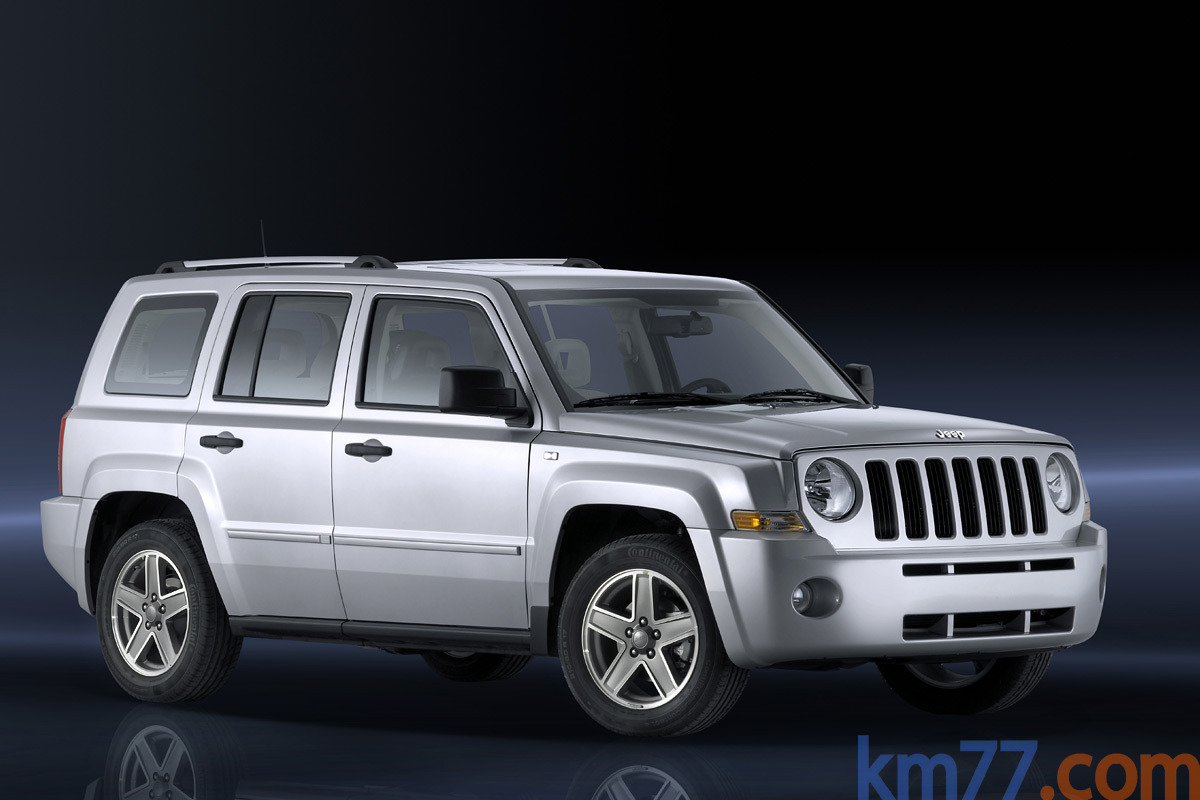 2021 Jeep Patriot Wallpaper