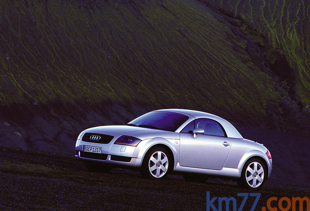 Audi Tt Hardtop 1999 Informacion General Km77 Com