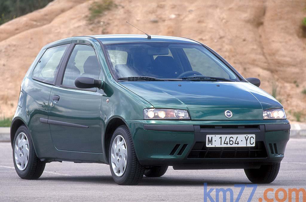 Fiat Punto 1 2 Elx 2000 Información General Km77 Com