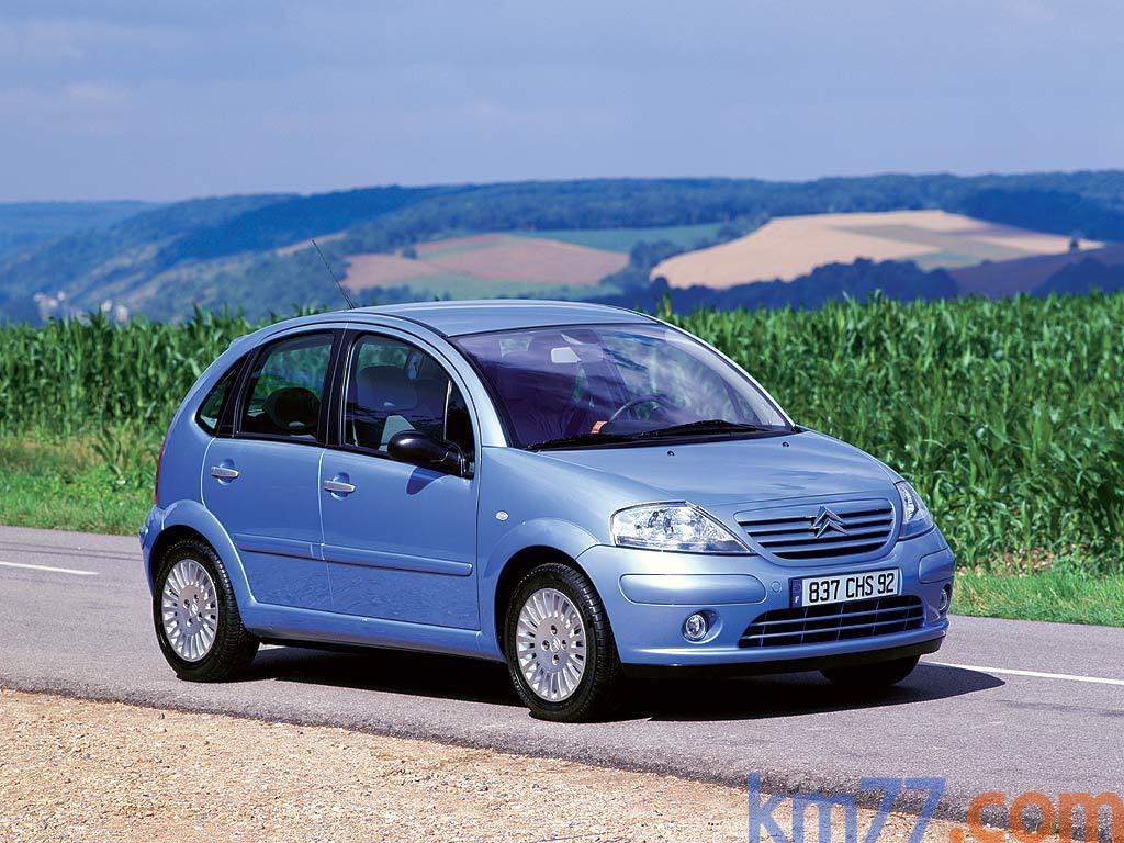 Citroën C3 (2002) | Carrocería y bastidor - km77.com