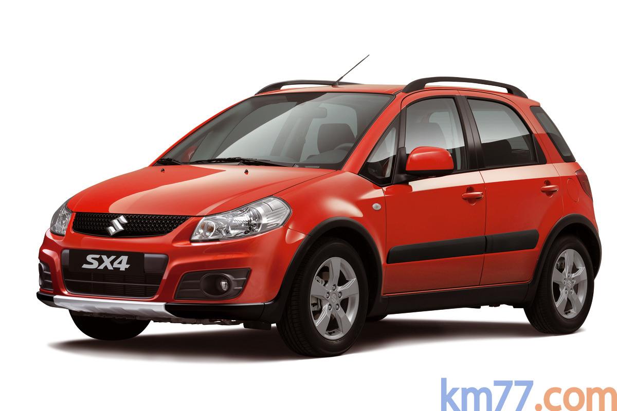 2020 Suzuki Sx4 Review