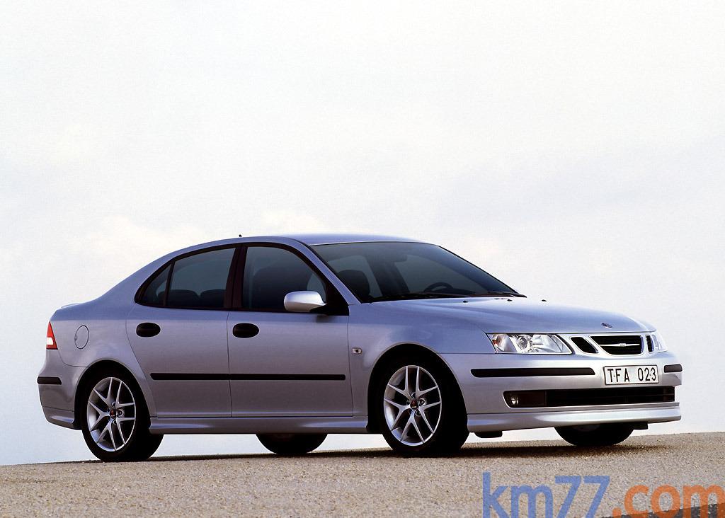 Saab 9-3 (2002) | Carrocería y bastidor - km77.com