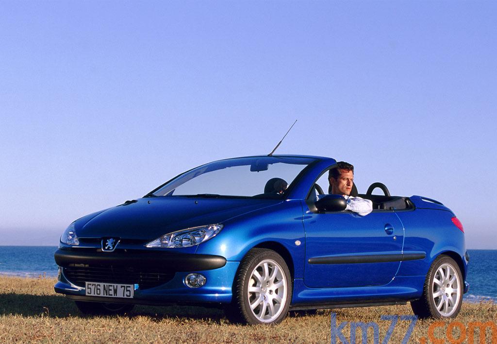 Peugeot 206 Cupe Cabrio 2001 Informacion General Km77 Com