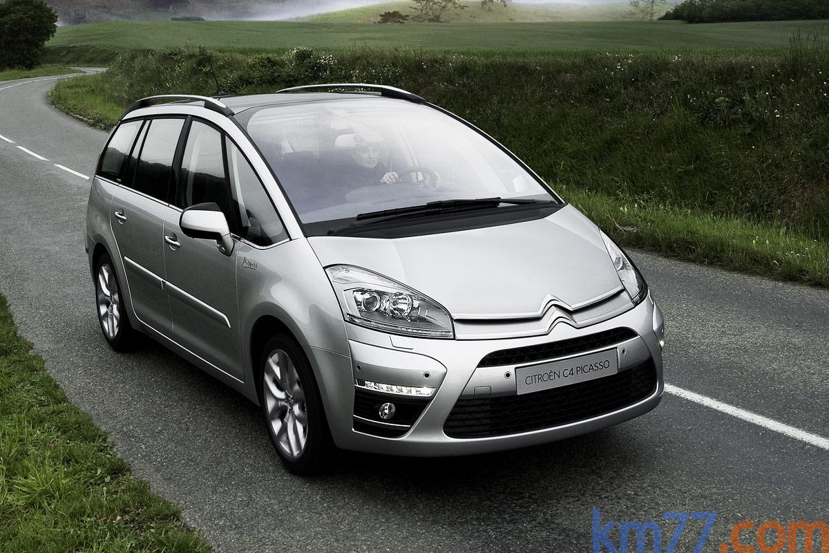 Citroën C4 Picasso y Grand C4 Picasso (2011) | Información general -  km77.com