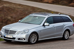 Mercedes-Benz Clase E  E 250 CDI BlueEFFICIENCY Estate ELEGANCE Turismo familiar Gris Iridio Metalizado Exterior Frontal-Lateral 5 puertas