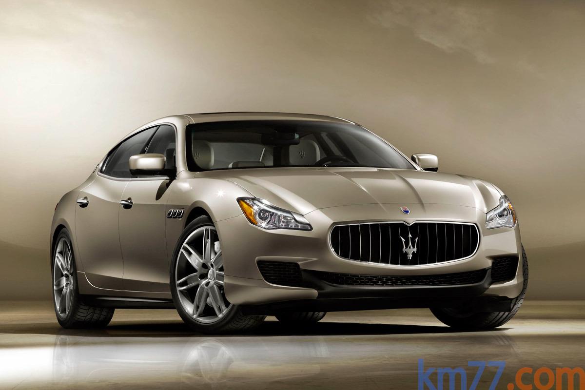 Maserati Quattroporte (2013) | Información general