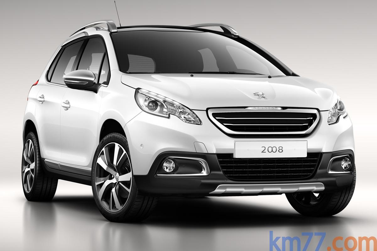 Peugeot 2008 2013 Informacion General Km77 Com