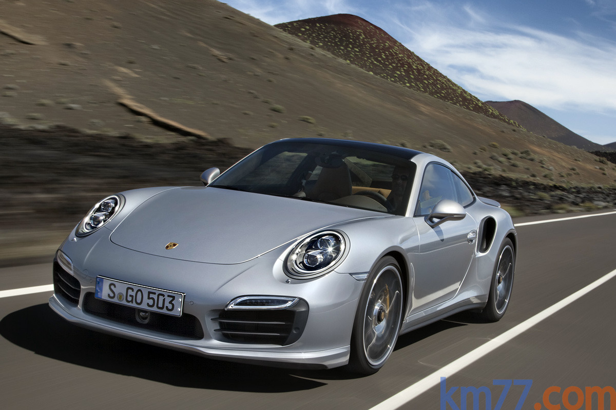 Porsche 911 Turbo y Turbo S (2013)   Información general