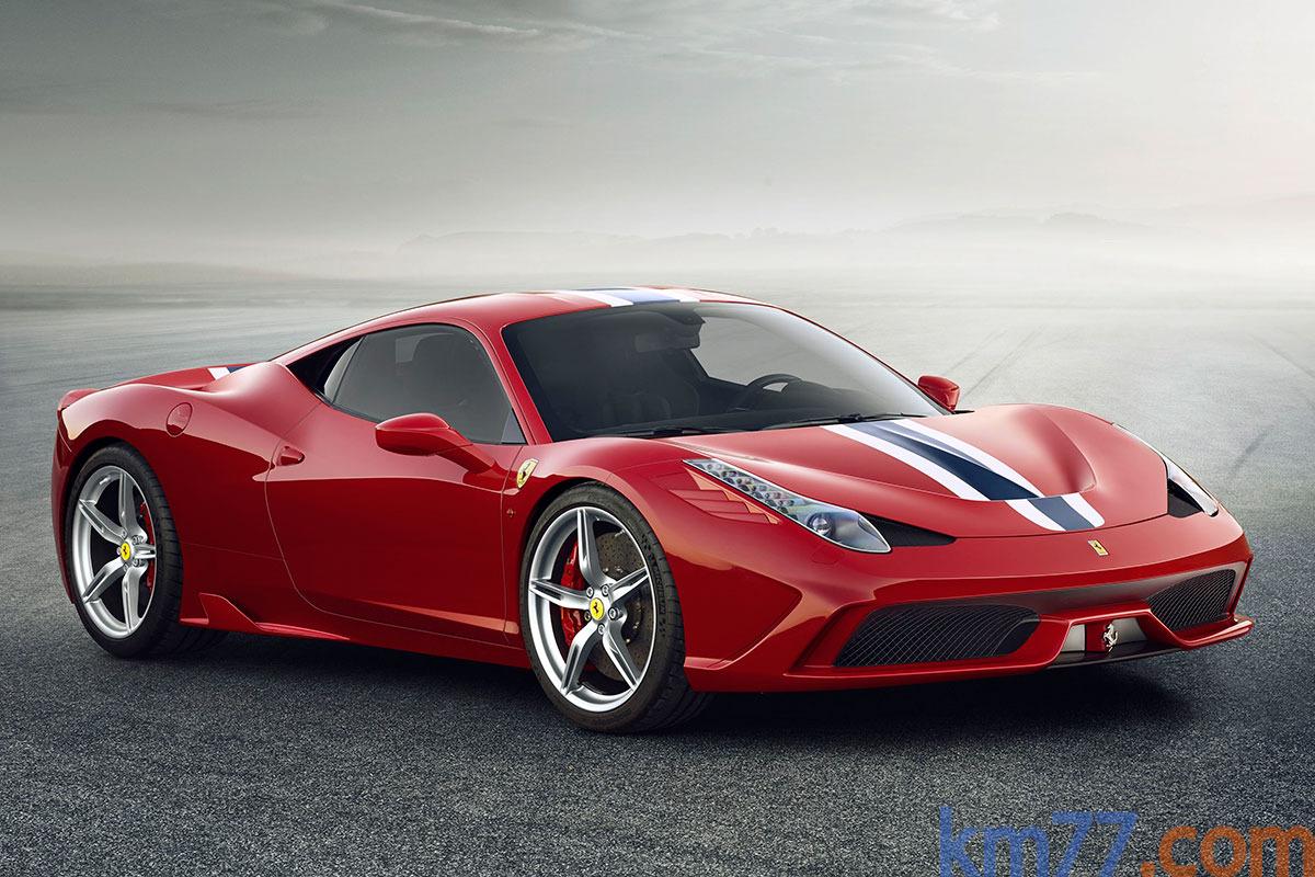 Ferrari 458 Speciale (2014)   Información general