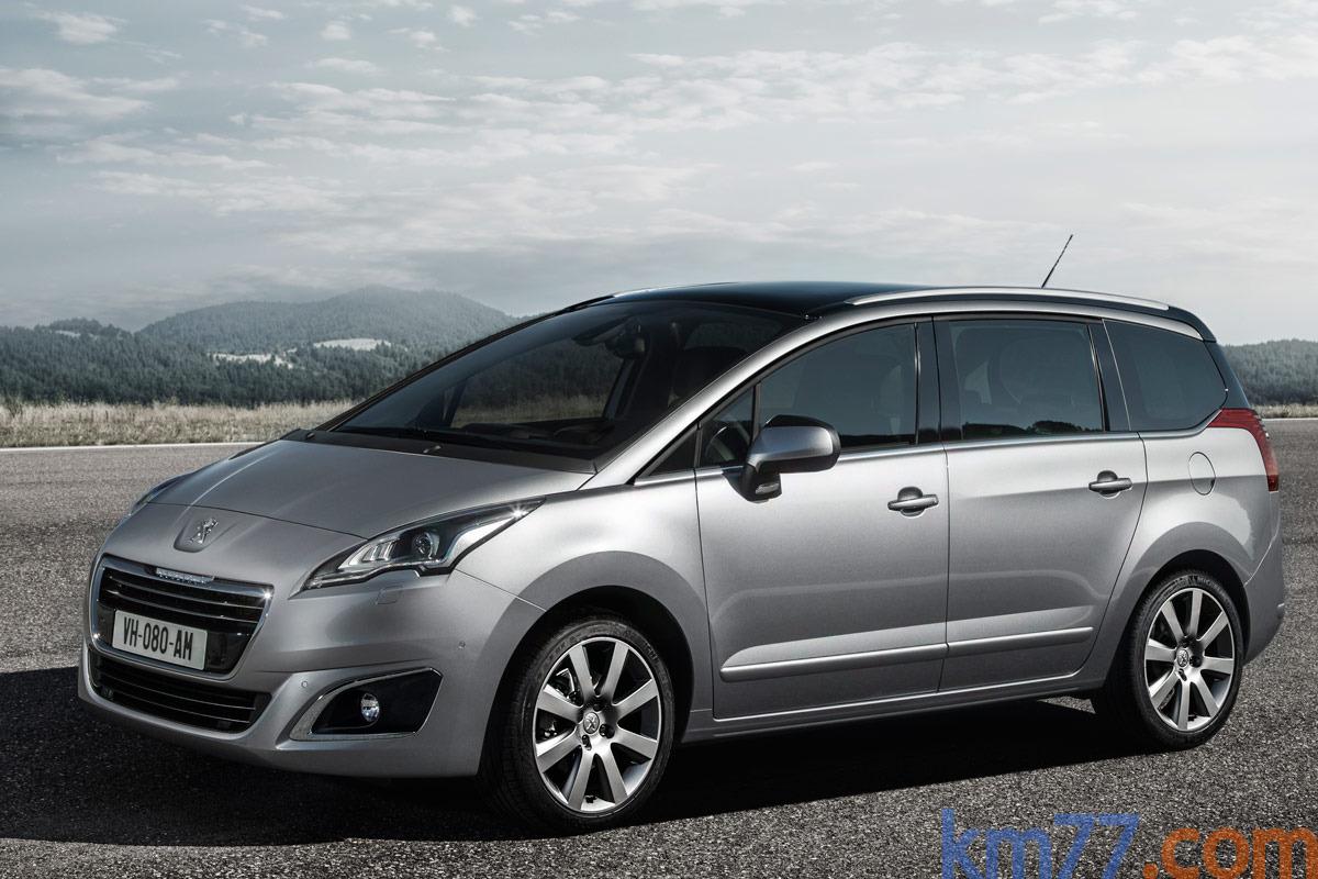 Peugeot 5008 (2014) | Información general