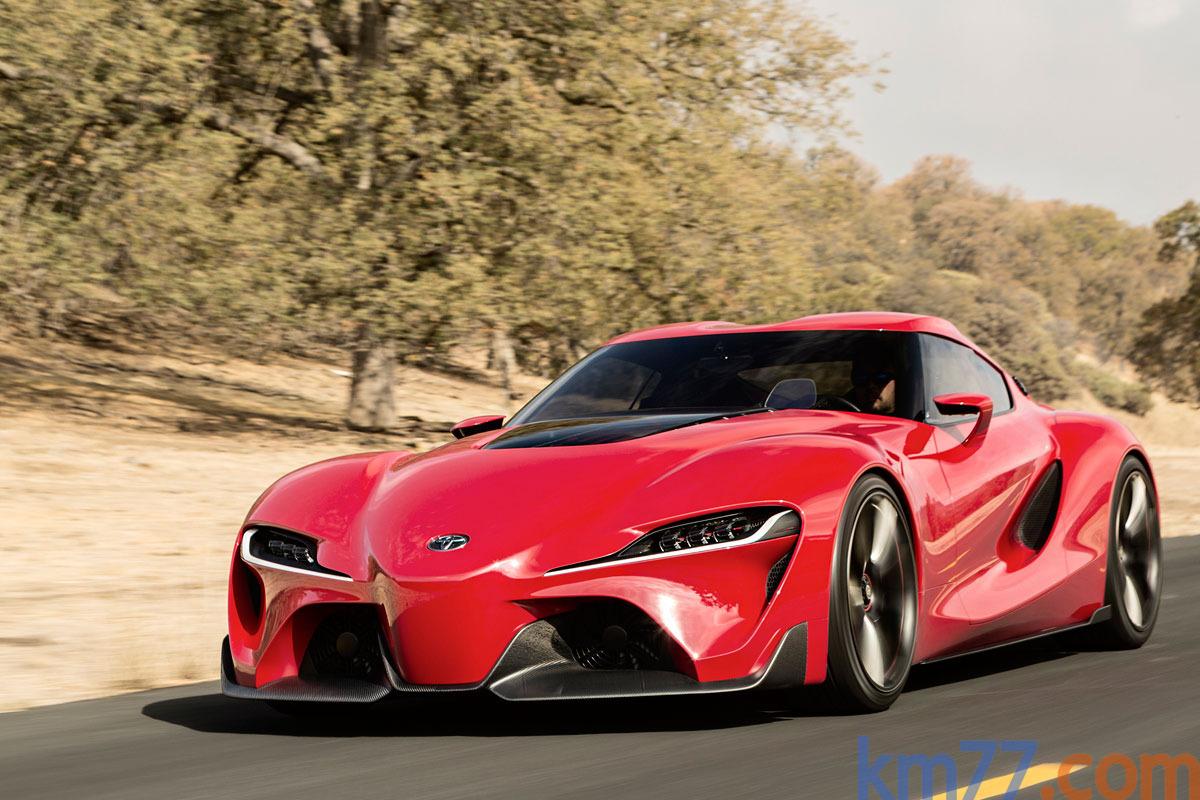 Toyota FT-1 Concept (2014) | Información general