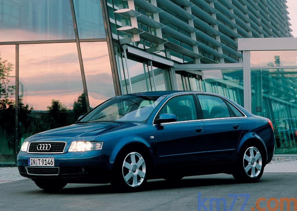 Audi A4 2 0 Fsi 2002 Informacion General Km77 Com