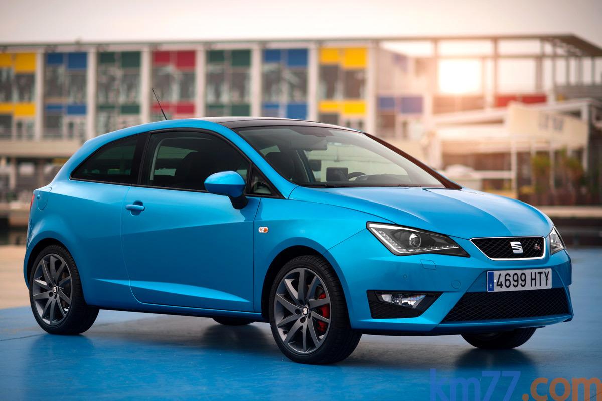SEAT Ibiza (2012) | Información general - km77.com