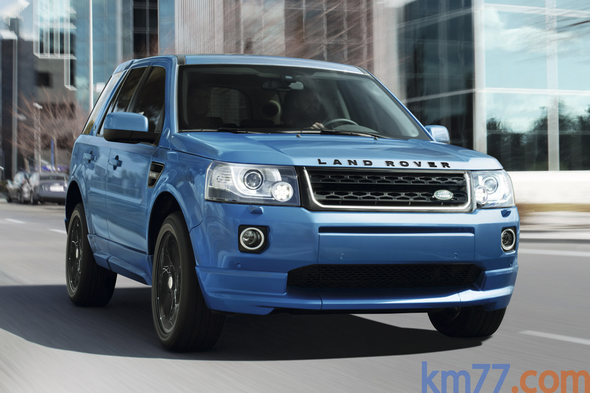 land rover freelander 2 (2014) | información general - km77