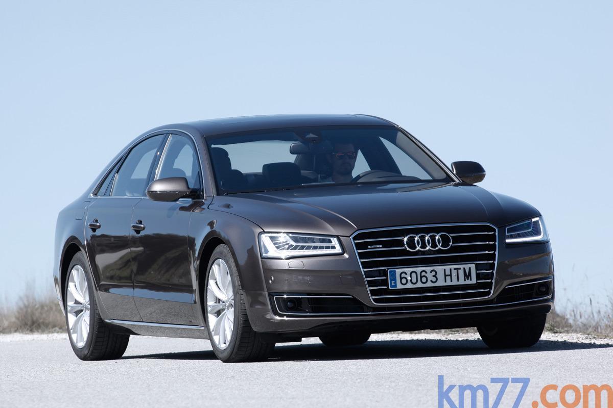 Audi A8 (2014) | Información general