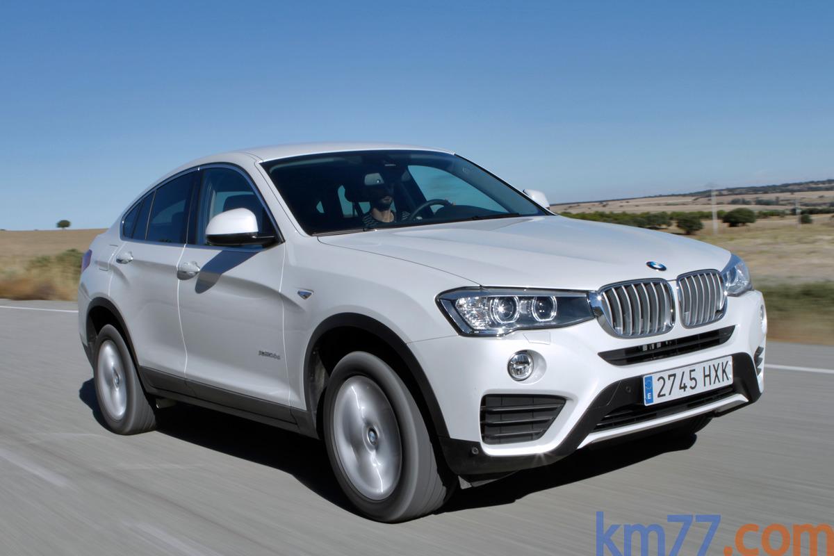 BMW X4 (2014) | Información general