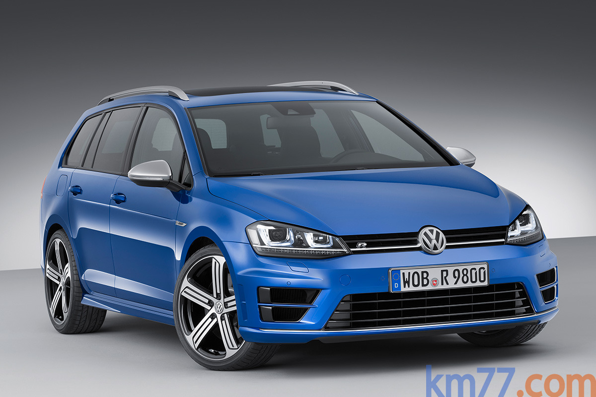 Volkswagen Golf R (2014) | Información general
