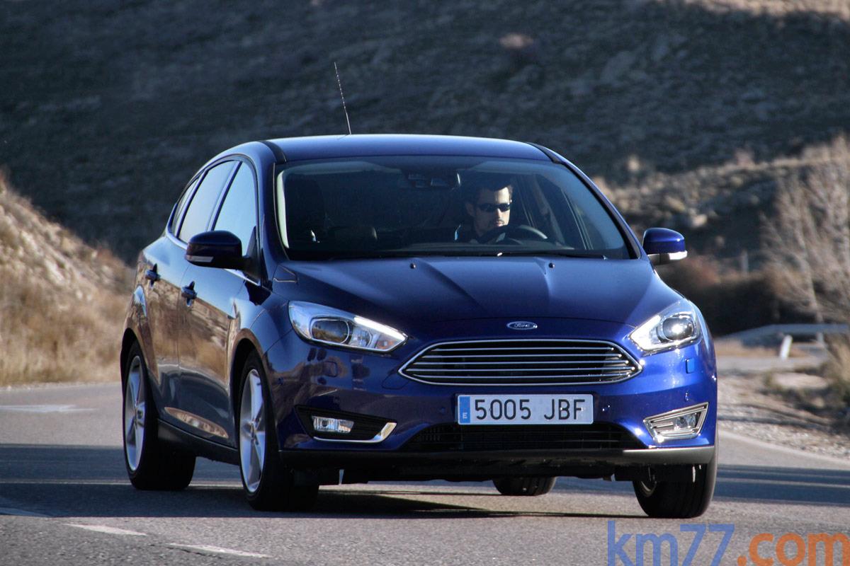 Ford Focus (2015) | Información general - km77.com