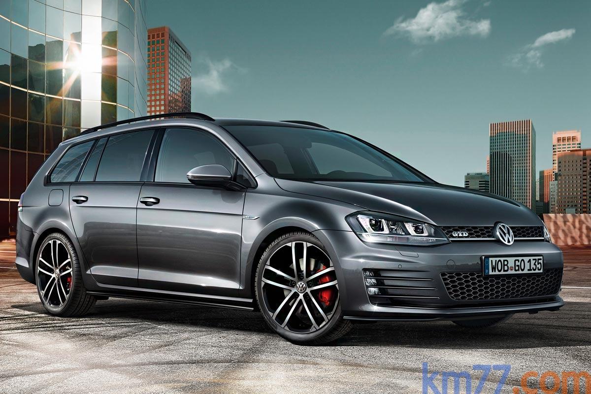 Volkswagen Golf Variant (2013) | Información general