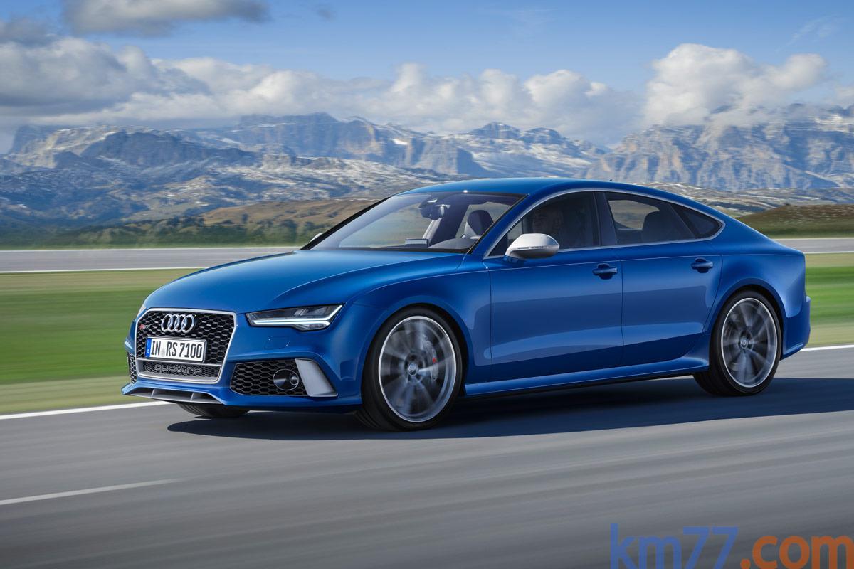 Informaciones Audi Rs 7 Sportback 4 0 Tfsi 560 Cv Quattro