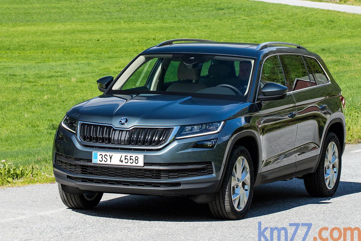 Škoda Kodiaq (2017) 12