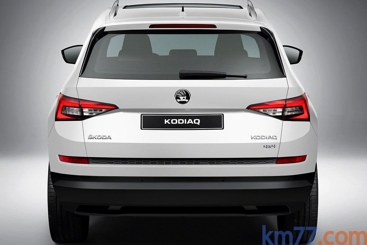 Škoda Kodiaq (2017) 8