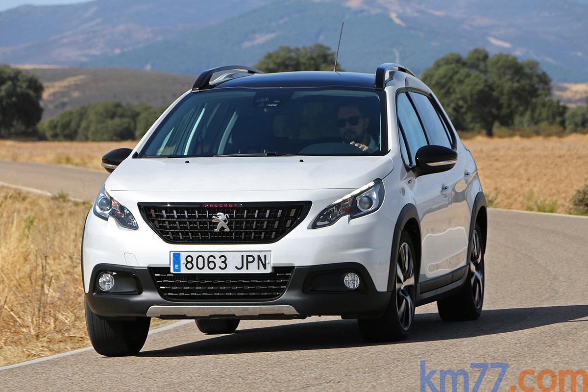 Peugeot 2008 2016 Informacion General Km77 Com