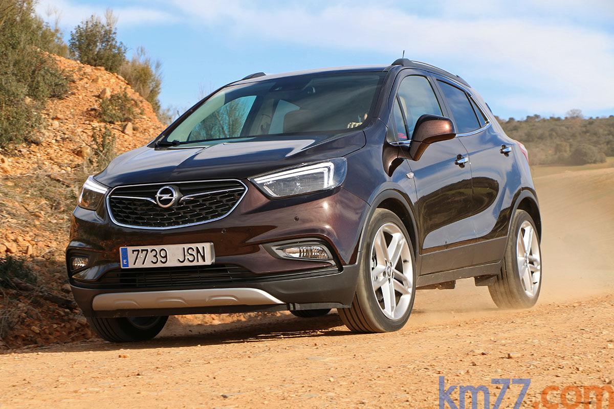 Opel mokka x 2017 informaci n general for Piletas intex precios y modelos