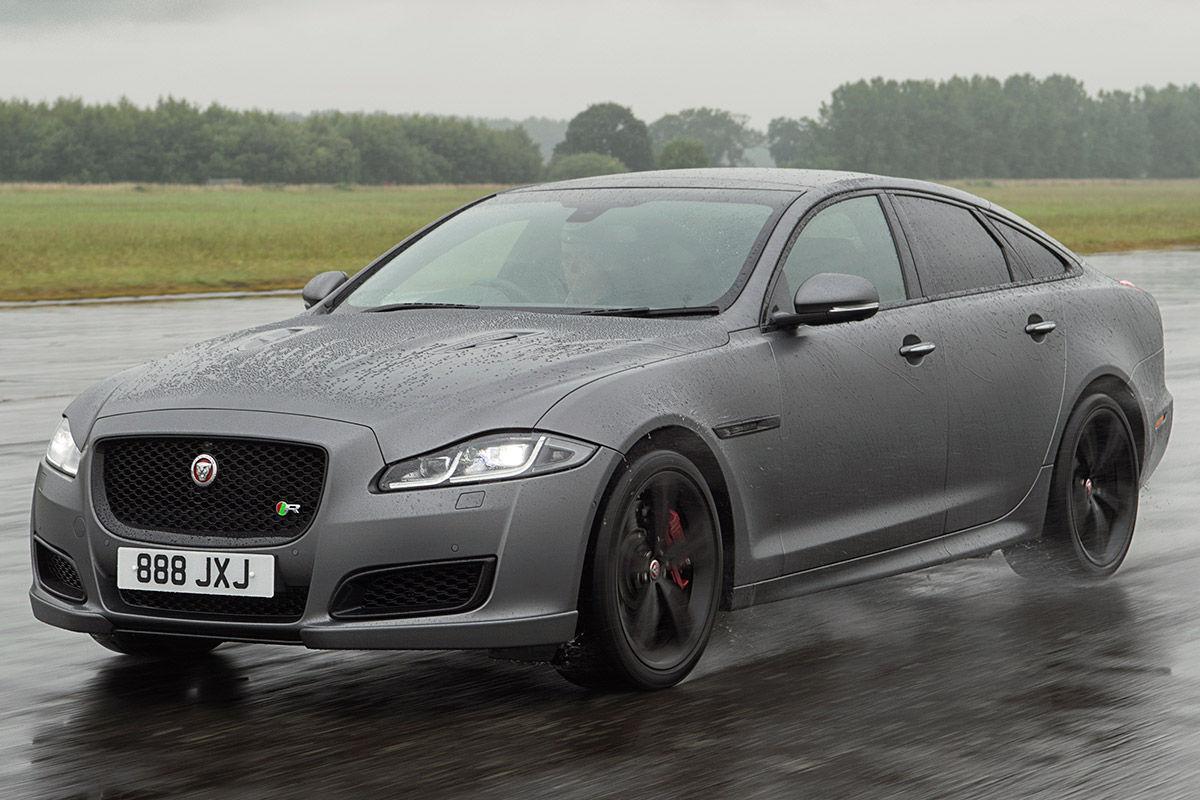 2020 Jaguar Xj Coupe Speed Test
