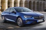 Opel Insignia Gama Grand Sport Gama Grand Sport Turismo Exterior Lateral-Frontal 5 puertas