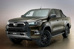 Toyota Hilux Gama Hilux Doble Cabina Invincible Pick up Exterior Lateral-Frontal 4 puertas