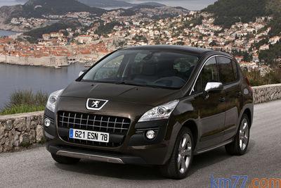Peugeot 3008 2009 Informacion General Km77 Com