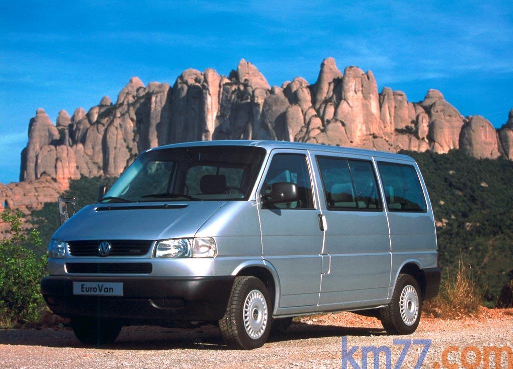Ver mas info sobre el modelo Volkswagen Eurovan